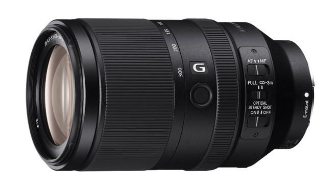 Sony FE 70-300 mm F4,5-5,6 G OSS©Sony