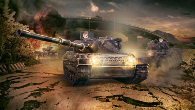 Armored Warfare: Aktion©my.com