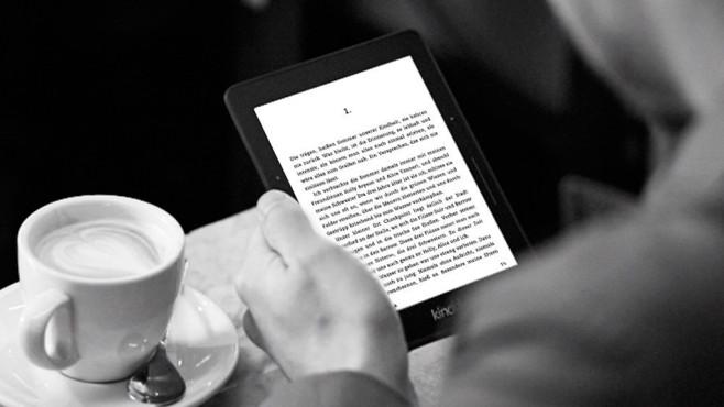 Amazon Kindle Voyage E-Reader©Amazon