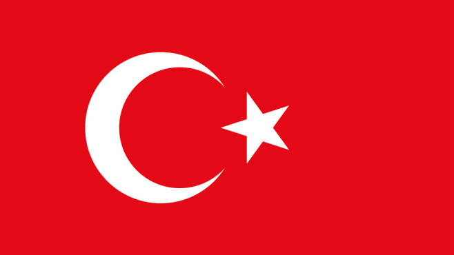 Wikipedia Flagge Türkei © Wikipedia