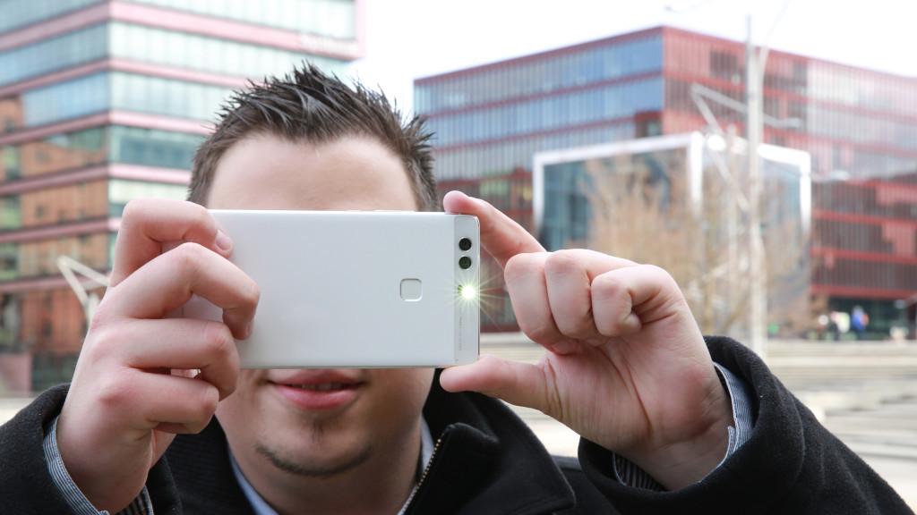 Huawei P9 Plus©COMPUTER BILD, Huawei