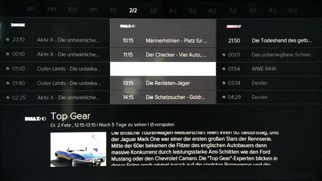 MAGINE TV SMART TV © COMPUTER BILD