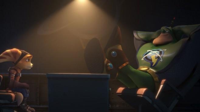 Ratchet & Clank©Constantin Film