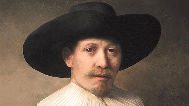 Rembrandt KI Gemälde©nextrembrandt.com