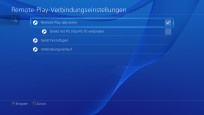 PS4: PC-Remote-Play © Sony
