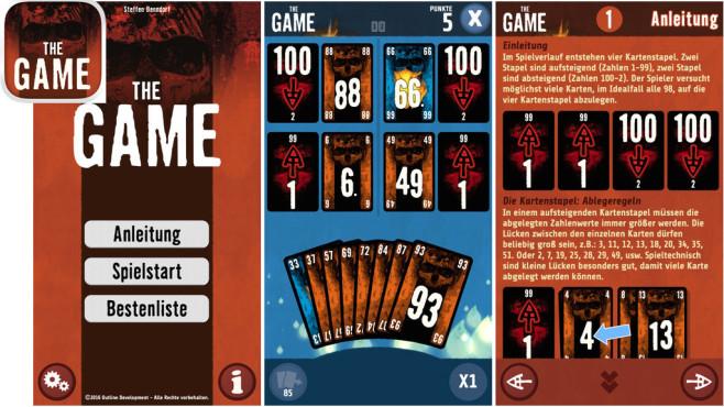 The Game – Spiel ... so lange du kannst! ©Outline Development
