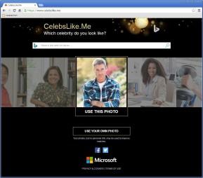 Microsoft CelebsLike.Me