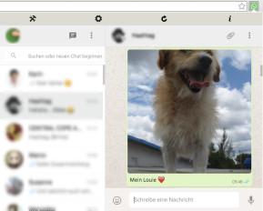 WhatsApp Desktop für Chrome