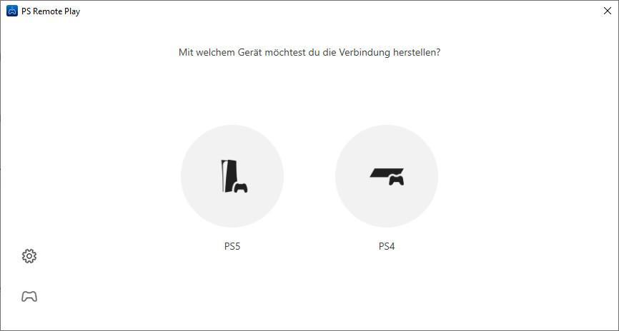 Screenshot 1 - PS Remote Play