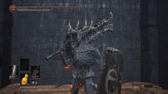 Dark Souls 3 Waffen