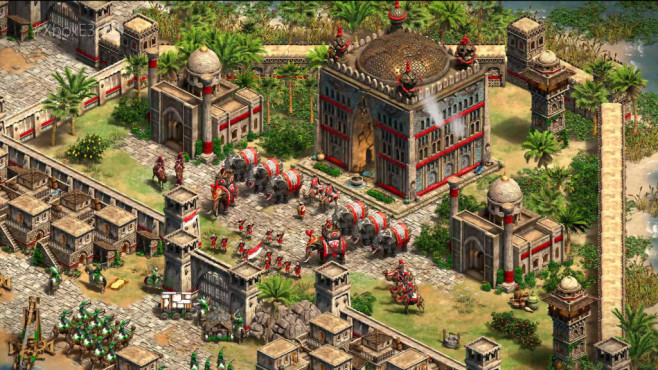 Ages of Empires 2 © EA