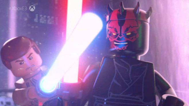 Lego Star Wars – The Skywalker Saga © Warner Bros