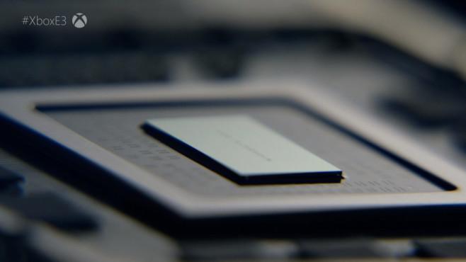 Xbox Scarlett©Microsoft