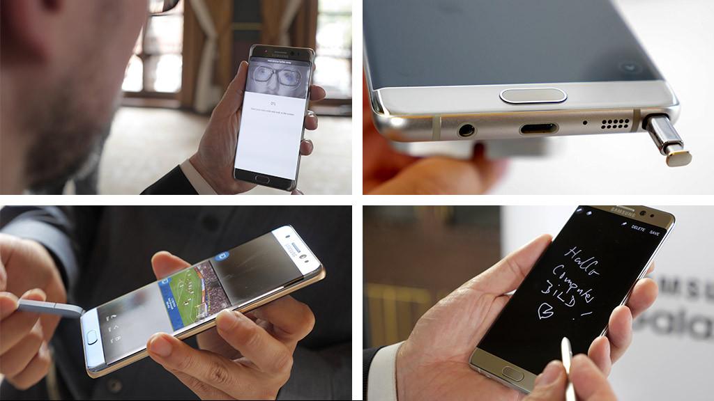 Samsung Galaxy Note 7©COMPUTER BILD