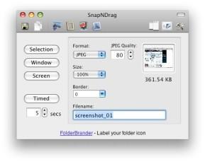 SnapNDrag (Mac)