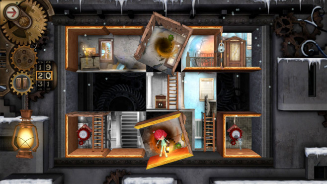 Rooms – The unsolvable Puzzle ©Handmade Game