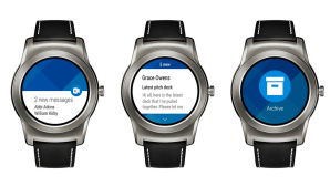 Outlook Android Wear © Microsoft