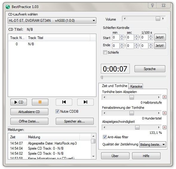 Screenshot 1 - BestPractice