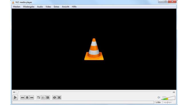 VLC-Player für Xbox One©VLC