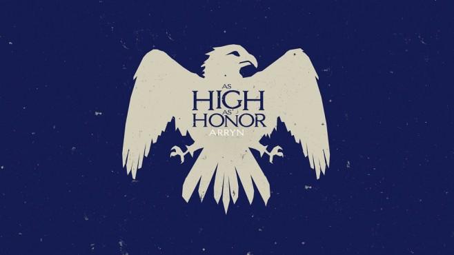 Game of Thrones Wappen Arryn ©HBO