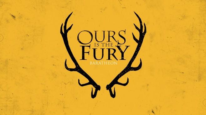 Game of Thrones Wappen Baratheon ©HBO