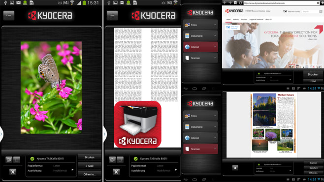 KYOCERA Mobile Print © Kyocera Document Solutions Inc.
