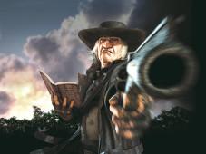 """Möchten Sie von diesem Mann gejagt werden? In """"Call of Juarez"""" ist er hinter Ihnen her, doch schlüpfen Sie hin und wieder auch in seine Robe."""