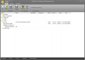 GPX-Manager