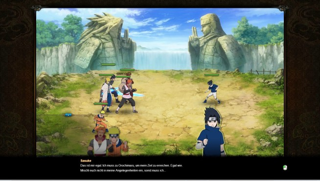 Naruto Online©Oasis Games