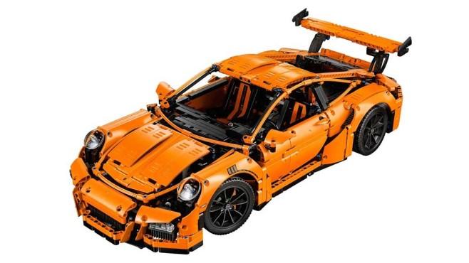 Lego Porsche 911©Lego Technic