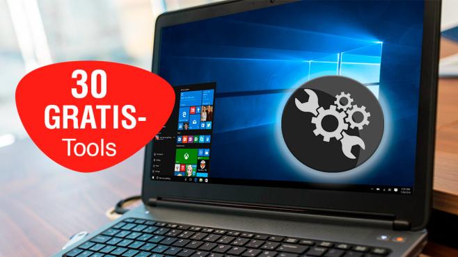 Windows-Werkstatt: 30 Tools©iStock.com/vm