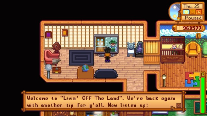 Stardew Valley Screenshot © ConcernedApe/Chucklefish