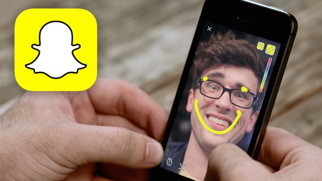 Snapchat im Griff©Snapchat