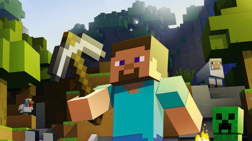 Minecraft Für Gear VR Das Habe Ich Gebaut COMPUTER BILD SPIELE - Minecraft online spielen wie geht das