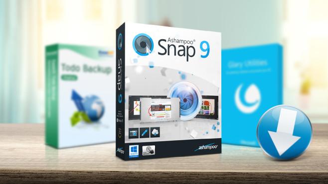 Exklusive Vollversion: Screenshots erstellen mit Ashampoo Snap 8 Hochpreisige Software schnell sichern: Laden Sie am besten sofort Ashampoo Snap 8 kostenlos auf Ihre Platte.©magdal3na – Fotolia.com, detailblick-foto – Fotolia.com