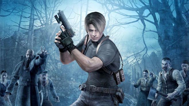 Resident Evil 4: Held©Capcom