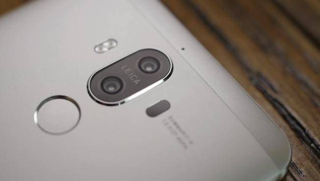 Huawei Mate 9 im Praxis-Test©COMPUTER BILD