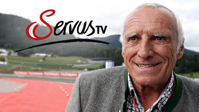 Servus TV sagt Servus©Charles Coates / Getty Images, Servus TV