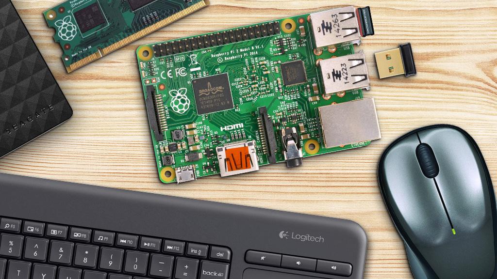 Raspberry-Pi-Zubehör: Neue Tastatur und Maus