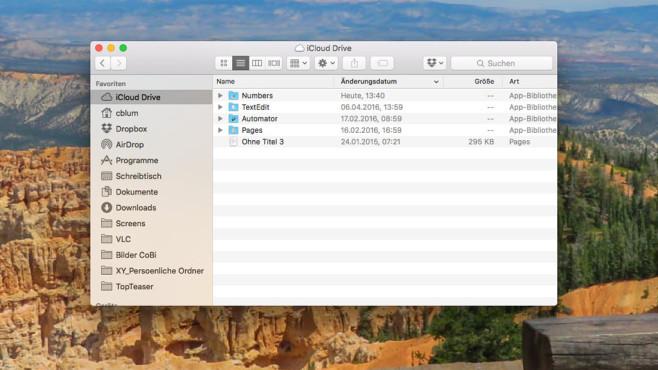 Mac optimieren: So leicht halten Sie den Kasten sauber©COMPUTER BILD