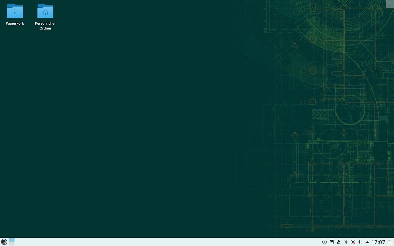 Screenshot 1 - OpenSUSE