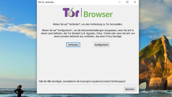 Anonym surfen: Tor Browser ©COMPUTER BILD