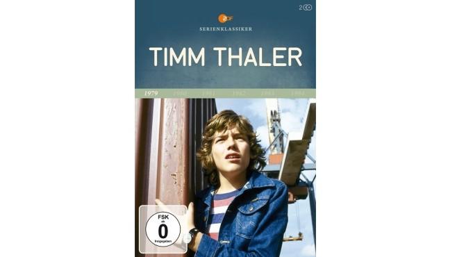 Cover der DVD Timm Thaler - Die Komplette Serie ©Amazon