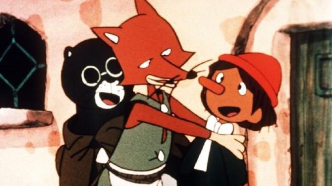 Szene aus Pinocchio ©Universum Film GmbH