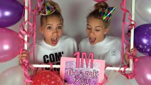 Instagram-Stars Lena und Lisa©lisaandlena/Instagram