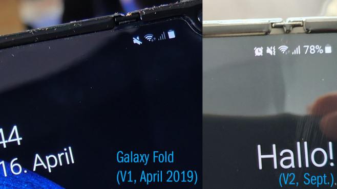 Samsung Galaxy Fold©COMPUTER BILD