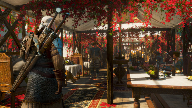 Witcher 3 Blood and Wine ©CD Projekt Red