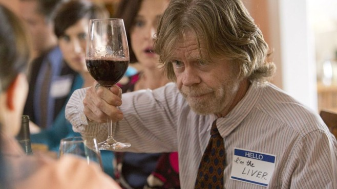 Frank Gallagher (William H. Macy) ©Showtime