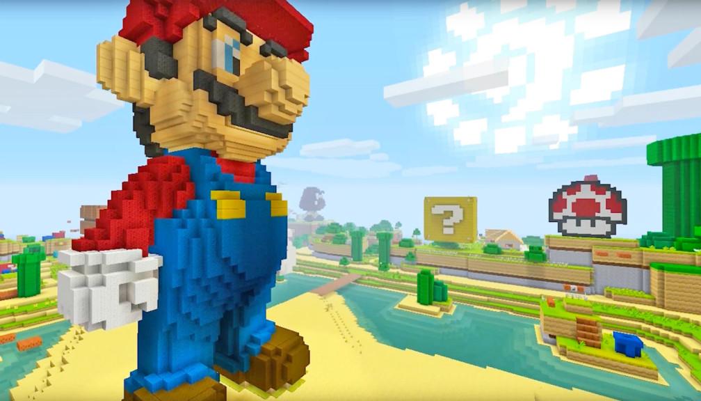Minecraft Und Super Mario Doppelter Spielspaß COMPUTER BILD SPIELE - Minecraft spiele anschauen
