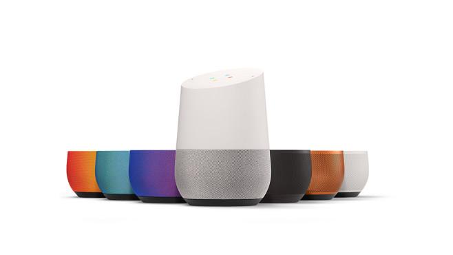Google Home: Smarter Lautsprecher©Google